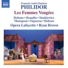 Francois-Andre Danican Philidor: Les Femmes Vengées, New Music