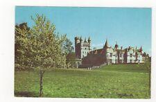 Balmoral Castle Postcard 164b