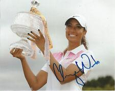 LPGA Cheyenne Woods Autographed Signed 8x10 Photo COA F