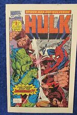 The Incredible Hulk: Mayhem at the Mount 1993 Drake's Cakes Mini-Comic Vol.1 #3