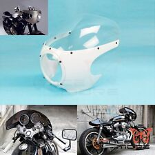 "Drag Racing Viper Fairing & Screen 5-3/4"" Headlight Retro Style Fit Cafe Racer"