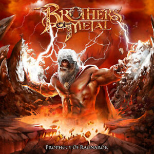 Brothers of Metal - Prophecy of Ragnarok (CD Digipak Limited)