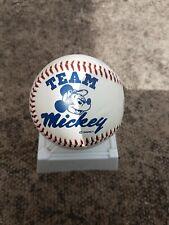 walt disney team mickey baseball