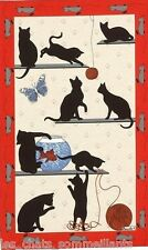 BEAUVILLE, LE CHAT PITRE (MISCHIEVOUS CAT) FRENCH KITCHEN / TEA TOWEL, NEW