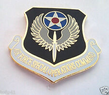 US AIR FORCE SPECIAL OPERATIONS COMMAND Military Veteran Hat Pin 15975  HO