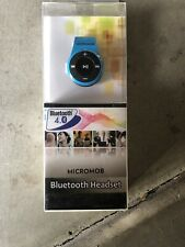 MICROMOB Bluetooth 4.0 Clip Stereo Audio Receiver for Headset/Speaker/Earphone