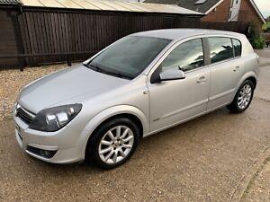 2005 Vauxhall Astra 1.6. Design.  MOT Failure. Spares. Repairs. FSH