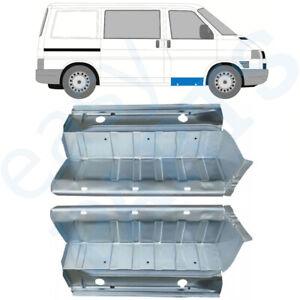 Volkswagen Transporter T4 90-03 Reparaturblech Einstiegsblech / Paar