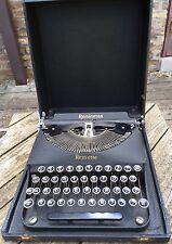 Remington Rem-ette  vintage portable typewriter