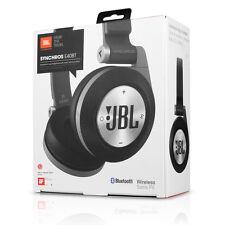 JBL Synchros E40BT Wireless Bluetooth On-Ear Headphones Black NEW Harman