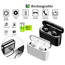 New listing X8s Bluetooth Earphone 5.0 Tws Invisible Mini Wireless Earphone Hd Bass Earbuds