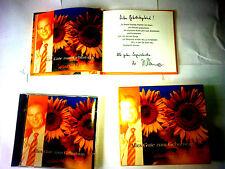 Alles Gute zum Geburtstag, wünscht Peter Hahne (Buch + CD)