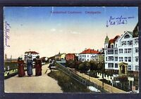 Ansichtskarte Nordseebad Cuxhaven Deichpartie - 00462