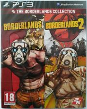 The Borderlands Collection. Bonderlands 1 + 2. Ps3. Nuevo. Fisico.
