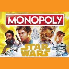 MONOPOLY - Solo: A Star Wars Story [Brettspiel] DEUTSCH Gesellschaftsspiel NEU