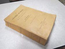 LE GENERAL DE SONIS MGR BAUNARD 1892 ALGERIE MAROC + PORTAIT CORRESPONSDANCE *