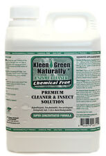Kleen Green 64oz Concentrate treats scabies, biting mites & bird mites