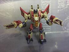 Takara tomy Transformers generations IDW Starscream Loose Complete