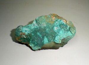 Tenorite and Chrysocolla. Great Australia mine, Cloncurry, Queensland.   S444