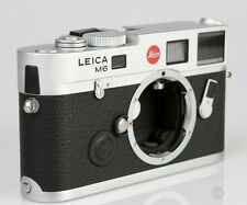 Brand New Unused Leica M6 TTL Rangefinder Film Camera Silver 0.85 x 10466