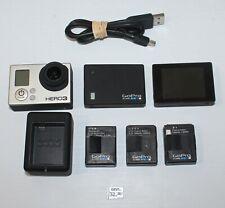 GoPro HERO3 Black Edition 12MP HD 1080p Sports Action Camera Camcorder CHDHX-301