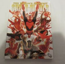 The World's Greatest Super-Heroes by Paul Dini (2010, Paperback, Deluxe) BIN OOP