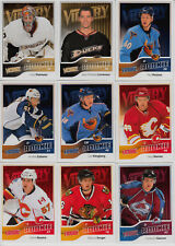2011-12 UPPER DECK  VICTORY COMPLETE SET 1-310 + STARS OF THE GAME + GAME