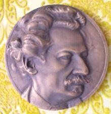 MEDAILLE PROFESSEUR MATHIEU JABOULAY 1860 1913  medecine chirurgie Lyon