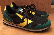 Men's Brooks Heritage Chariot S. African Flag  Vintage Running Shoe Mens SZ 12 M