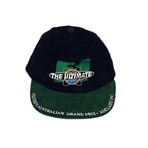 Fosters Australian Gran Prix Cord Hat Adelaide 1991 F1
