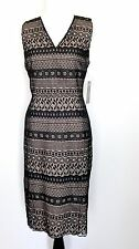 Emerson Rose Black Lace & Nude Dress. NWT Retails $149 Price $42 Size 2