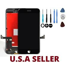 """New Replacement Black LCD Screen 3D Touch Digitizer Assembly for iPhone 7 4.7"""""""