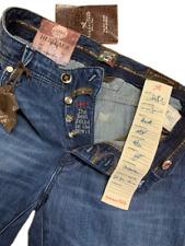 Jeans Tramarossa Mod. LEONARDO BOTTONI - Denim blue 100% COTONE no elastan