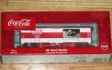 Athearn 8331 Coca Cola Train Collection Series 40' Steel Reefer CCCX 2103