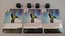 "Dice Masters CUR Max Dice Rare Set GatF ""Green Arrow/Flash"" Hal Jordan"