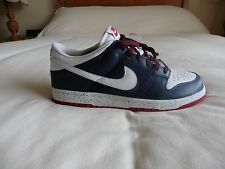Nike Dunk Shoes (UK 8 / US 9 / EUR 42.5) (Navy/White/Red)