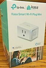 Kasa Smart WiFi Plug Mini by TP-Link - Reliable WiFi Connection without Hub