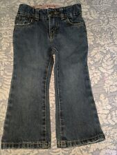 """Levi's Girls Sz. 2 517 """" Flare"""" Stretch Jeans. Classic, Adorable"""