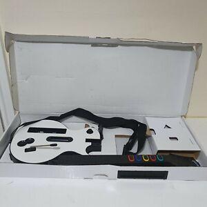 FAULTY Guitar Hero Guitars For Nintendo Wii Les Paul Controller Legends of Rock