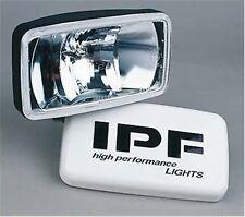 "ARB IPF 7"" RECTANGULAR DRIVING LIGHTS 868CS 55W & 100W Halogen Bulbs,High Impact"