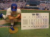 1995  NOLAN RYAN Starting Lineup Freeze Frame Club Ex. Baseball Figure - RANGERS