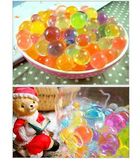 10X jelly Crystal Mud Soil Water bead flower plant magic ball wed