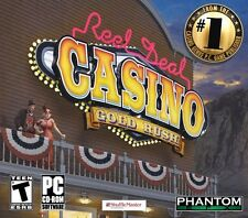 Video Game PC Reel Deal Casino Gold Rush NEW SEALED Jewel