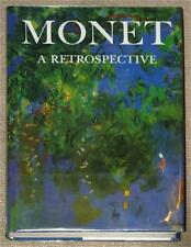 MONET ~ A RETROSPECTIVE ~ CHARLES F. STUCKEY ~ XXL ~ PROFUSELY ILLUSTRATED ~ HC