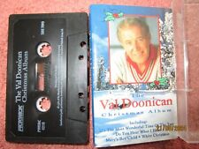 Val Doonican Christmas Album Pickwick PWKMC 4218 UK Tape Cassette Album