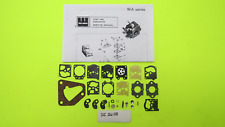 Wright Thomas Chainsaw 104 Walbro WA19 WA19A Carburetor Kit