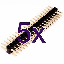 [5 pack] IDE Coupler Joiner 40pin 40 pin Male to Male Adapter UK [001250]