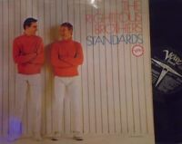 RIGHTEOUS BROTHERS - Standards ~ VINYL LP