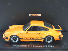 Kyosho Porsche 911 Carrera 3.2 1984 (Orange)