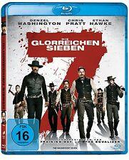Die glorreichen Sieben [Blu-ray](NEU/OVP) Antoine Fuquas Remake aus 2016